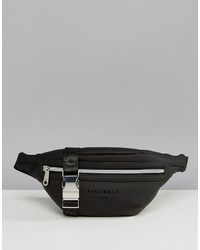 Fiorelli Sport Nylon Fanny Pack In Black