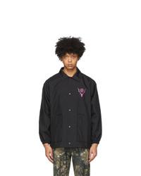 South2 West8 Black Coach Jacket