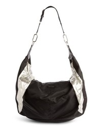 Isabel Marant Small Nilwey Nylon Hobo