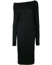 Tom Ford Draped Bardot Dress