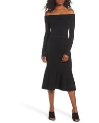 Teria off the shoulder dress medium 5170222