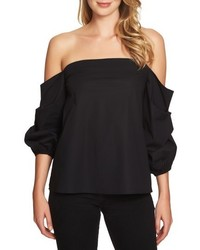 1 STATE 1state Off The Shoulder Voluminous Blouse