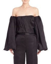The Row Amilli Off The Shoulder Top