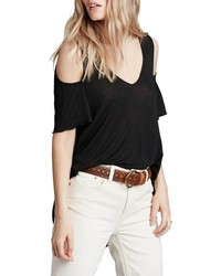 Bittersweet cold shoulder top medium 710423
