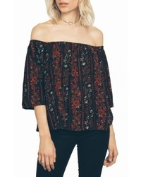 Volcom Fresh As Off The Shoulder Top