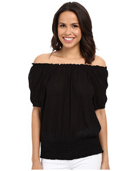 MICHAEL Michael Kors Michl Michl Kors Off Shoulder Top