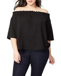 Plus size rachel off the shoulder top medium 4136977