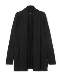 The Row Knightsbridge Stretch Jersey Cardigan
