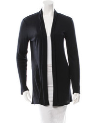 The Row Long Sleeve Open Front Cardigan