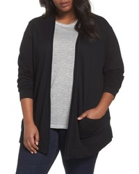 Plus size open front cardigan medium 5170484