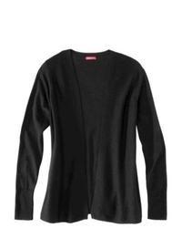 Ralsey Group Merona Layering Open Cardigan Black Xs