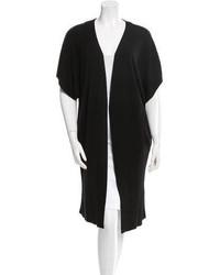Calvin Klein Collection Silk Long Cardigan W Tags
