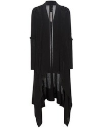 Rick Owens Wool Open Cardigan