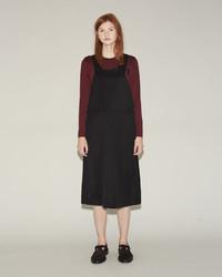 Comme des Garcons Comme Des Garons Girl Wool Gabardine Overall Dress