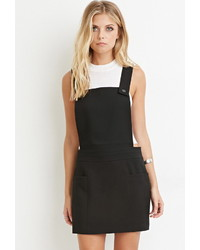 Forever 21 Contemporary Buttoned Overall Dress