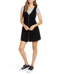 BP. Corduory Pinafore Dress
