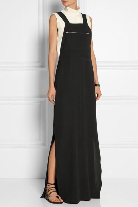 5cdd65c458a Finds Nomia Twill Maxi Dress
