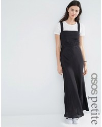 Asos Petite Petite Pinafore Maxi Dress