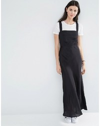Asos Pinafore Maxi Dress