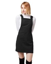 148e4aee3be Topshop Pinstripe Pinafore Dress