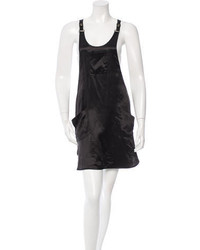 McQ by Alexander McQueen Silk Overall Dress
