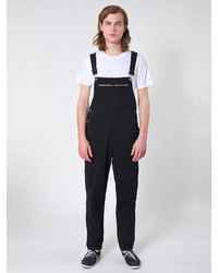 American Apparel Unisex Cotton Denim Overall