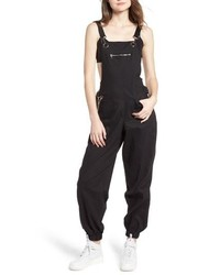 I AM GIA Iam Gia Cobain Overalls A Shining Chain Detail Adds Street Chic Edge To Stretchy A Shining Chain Detail Adds Street Chic Edge To Stretchy A Shining Chain Detail Adds Street Chic Edge To Stretchy A Shining Chain Detail Adds Street Chic Edge To Stretchy A