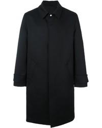 AMI Alexandre Mattiussi Single Breasted Coat