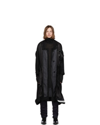 Raf Simons Black Coat