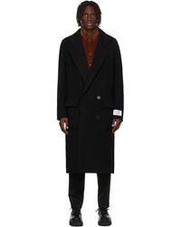Études Black Wool Venus Coat