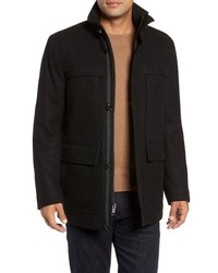 Marc New York Brantley Wool Blend Car Coat