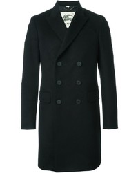 Burberry London Double Breasted Overcoat