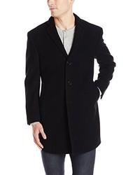 Calvin Klein Marble 34 Inch Overcoat