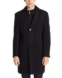 Calvin Klein Modesto Wool Blend Overcoat