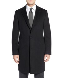 Cardinal of canada cashmere overcoat medium 371552