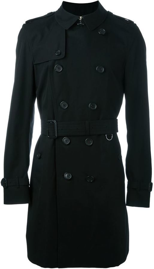 Burberry Classic Double Breasted Coat
