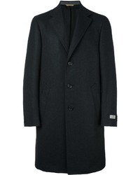 Canali Classic Single Breasted Coat