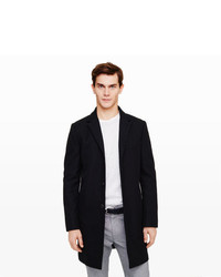 Club Monaco Cotton Topcoat
