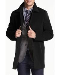 Cole Haan Italian Wool Overcoat