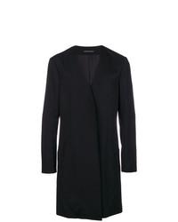 Yohji Yamamoto Collarless Coat