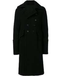 Ann Demeulemeester Double Breasted Coat