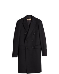 Burberry Double Breasted Tailored Coat
