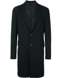 Etro Classic Single Breasted Coat
