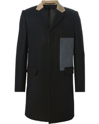 Givenchy Patchwork Overcoat