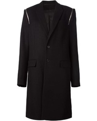 Givenchy Zip Detail Overcoat