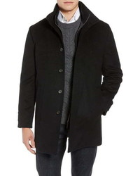 John W. Nordstrom Hudson Wool Car Coat