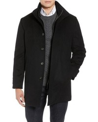 Hudson wool car coat medium 8606011