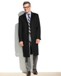 Izod Coat Prospect Wool Blend Overcoat