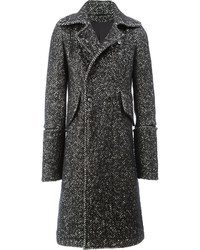Ann Demeulemeester Lond Double Breasted Coat