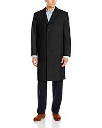London Fog Signature Wool Blend Topcoat